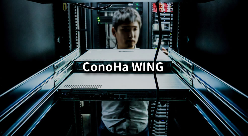 【2021年レンタルサーバ比較】ConoHa WING徹底調査