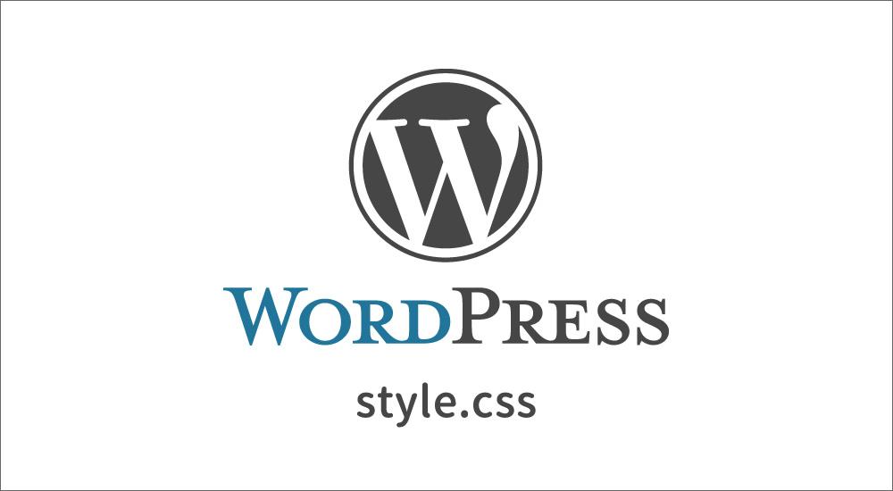 【WordPress】テーマ情報をstyle.cssに書く-オリジナルテーマを作るために